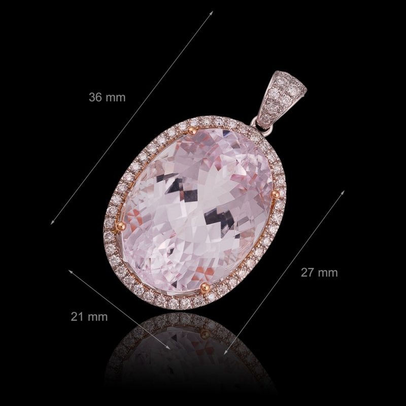 Kunzite pendant i jewellery e store by teng huat kunzite pendant kunzite pendant kunzite pendant mozeypictures Gallery